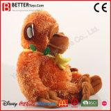 Het Zachte Speelgoed van uitstekende kwaliteit van Jonge geitjes vulde de Dierlijke Gorilla van het Stuk speelgoed van de Pluche