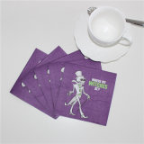 Conception Hot Serviette papier pour Hallowmas Parti
