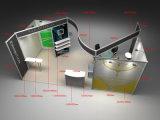 Stand en gros d'exposition de matériel d'exposition de l'approvisionnement 3X6 d'usine