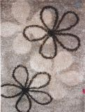 小さい花の絹のカーペット1200d