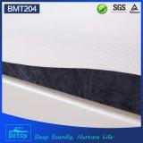 Colchón comprimido resistente los 25cm de la espuma del OEM altos con espuma de la memoria del gel y la cubierta hecha punto de la cremallera de la tela