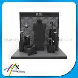 Stand acrylique de luxe d'exposition de support d'étalage de bijou de modèle neuf
