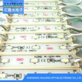 resina do módulo do diodo emissor de luz de 1.5W DC12V SMD5730 impermeável