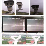 macchina fotografica del IP del laser PTZ HD dell'obiettivo 10W di 1km 2.0MP 250mm