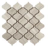 Azulejo de suelo de piedra de la dimensión de una variable de la linterna del mosaico (FYSL386)