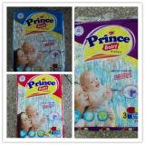 Couches-culottes de prince Baby Diaper Disposable Baby de coton en vrac l'emballage