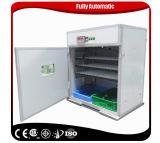 Incubadora automática cheia Hatcher do ovo da avestruz das aves domésticas de 500 ovos