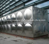 Tank de van uitstekende kwaliteit van het Water van de Tank van de Opslag van het Hete Water van het Roestvrij staal 1000m3