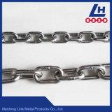 encadenamiento de conexión estándar coreano del acero inoxidable de 3mm-12m m