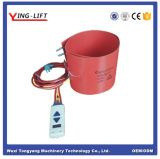 Chauffe-tambour à huile en caoutchouc silicone 20L avec thermostat