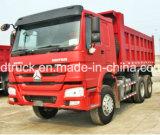 ダンプカートラックのための使用されたHovoのダンプトラック(8*4の4車軸)