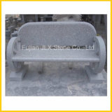 Atacado Light Grey Granite Stone Garden Bench