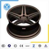 Ruedas de coche al por mayor de la aleación de aluminio de las piezas de automóvil del coche 19inch