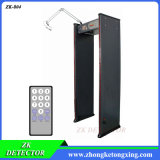 Modern Camera Body Scanner Archway Detector de metais
