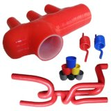 Constructeur droit droit de coupleur de boyau/silicones/boyau droit de silicones