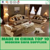 Jeu classique de sofa de tissu de salle de séjour de meubles