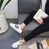 Het Meisje van de Jongen van het Jonge geitje van de Vrouwen van mannen Dame Leather Leisure Sport Shoes