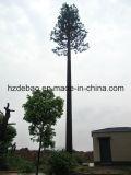 Fernsehturm-Telekommunikationsaufsatz getarnter künstlicher Baum