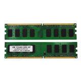 Пожизненная гарантия 4GB DDR2 RAM Memoria