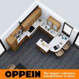 Oppeinの米国式の標準的な木製の穀物の食器棚(OP16-HPL07)