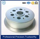 Pièces de usinage de commande numérique par ordinateur d'aluminium personnalisées par précision bon marché en métal de fabrication