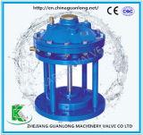 Membrane betätigtes Klärschlamm-Schlamm-Auslassventil (JM742X)
