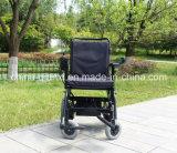 세륨을%s 가진 경량 휴대용 휠체어