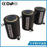 Изготовления цилиндра гидровлического Jack тавра Китая Feiyao Single-Acting алюминиевые