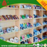6491X - Изолированный PVC кабель PVC H05V2-U провода 300/500V кабеля H05V2-K