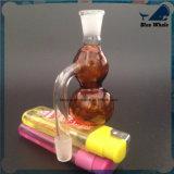 In het groot MiniPijp bw-86 van de Hand van de Pijp van het Glas Rokende