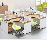 Ufficio diritto Parition, forniture di ufficio della stazione di lavoro dei piedini del metallo (Hx-NCD356)