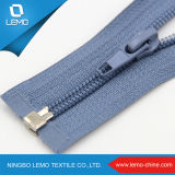 Zipper barato Chain longo do nylon da venda por atacado do Zipper da alta qualidade