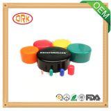 Farbiger Viton Hochtemperaturwiderstand-Gummideckel