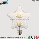 Kreative Glühlampe der Lampen-Kaffee-Dekoration-Beleuchtung-Inner-Form-LED