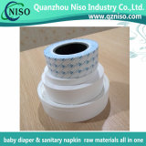 Hygienische Grad-Silikon-Freigabe-Papierstreifen für Sanitayr Serviette (RP-0123)