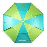 Windproof super, Fiberlagss, 7 FT. Guarda-chuva de praia da costa