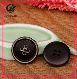Teclas de revestimento das teclas de revestimento 4holes da resina que vestem a tecla da forma