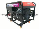 Gekoelde Lucht van de Generator van de Benzine van de Macht Hy6500 van Hony 188f 15HP 5kw de Draagbare