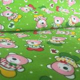 tela 100%Cotton impressa 130*70 para a base de bebê