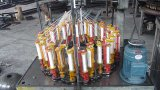 고속 밧줄 끈 기계