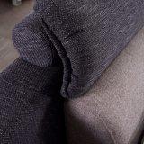 Moderner Entwurfs-Wohnzimmer-Leinengewebe-Sofa für Hotel-Schlafzimmer-Möbel /Fb1145