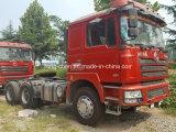 Shacman 트럭 트랙터의 사용된 Shacman F3000 트랙터 트럭