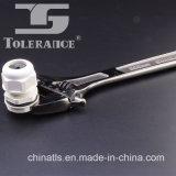 Type presse-étoupe de magnésium de qualité de câble en nylon