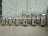 Tipo industrial do saco de filtro da água do aço inoxidável para o tratamento da água