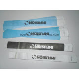 Ein Zeit-Gebrauch Belüftung-wasserdichte Wegwerfarmbänder