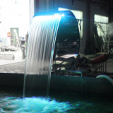 Cortina de agua de la piscina del masaje de la ducha del BALNEARIO