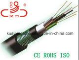 Cable de fibra óptica del audio del conector de cable de la comunicación de cable de datos del cable del cable/del ordenador de GYTA