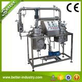 Máquina química do extrator do petróleo essencial do laboratório