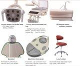 Eingehangener Ausrüstungs-zahnmedizinischer Geräten-Spitzenstuhl