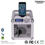 Beweglicher lauter drahtloser Lautsprecher mit Bluetooth und Batterie